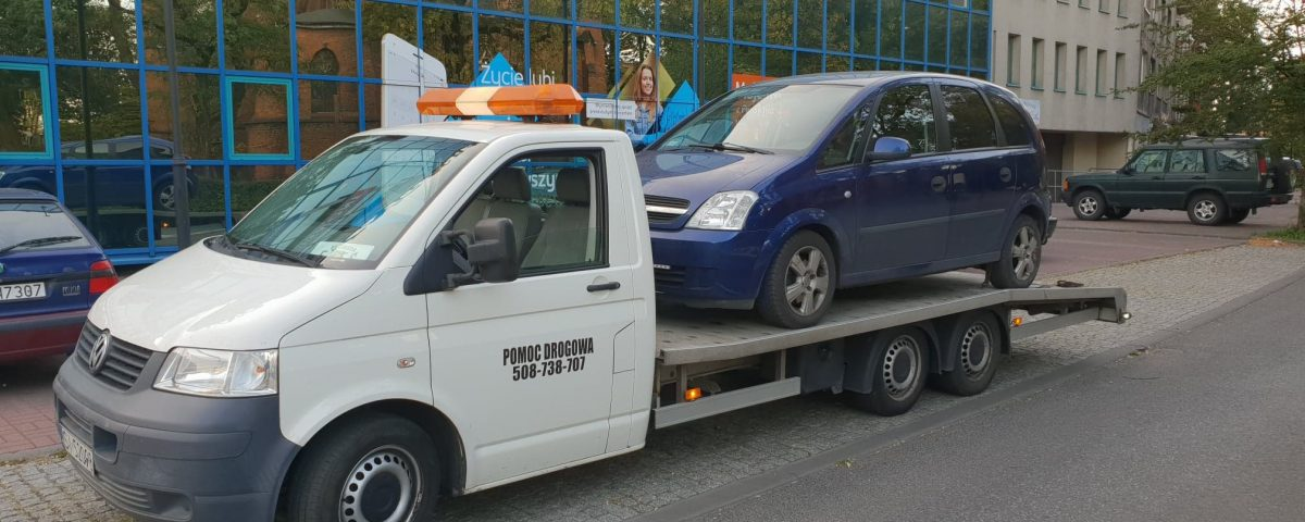 pomoc drogowa katowice i okolice