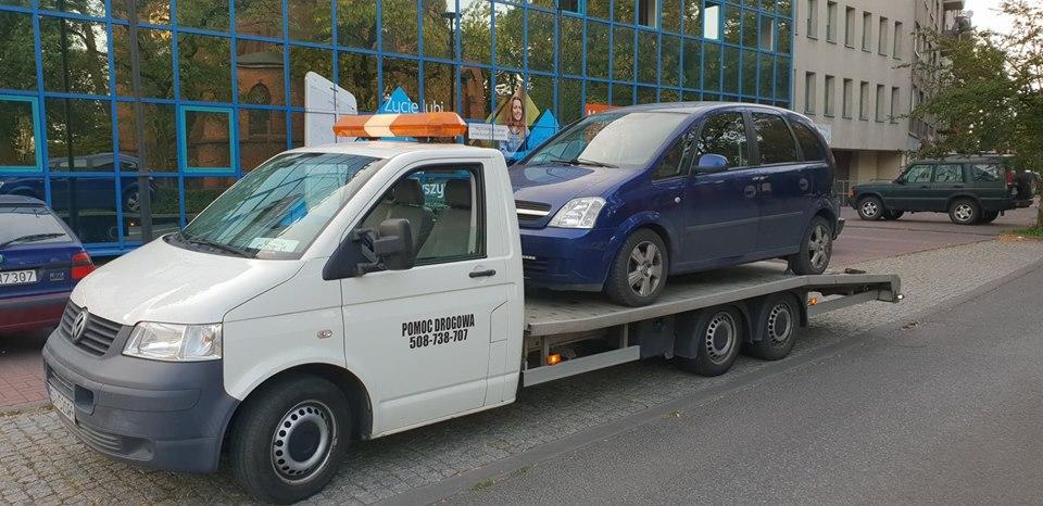 Pomoc Drogowa w Katowicach