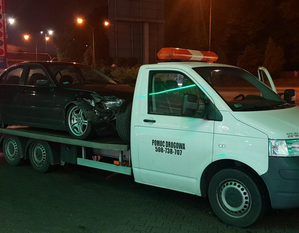 Pomoc drogowa na Śląsku - ratunek w razie awarii