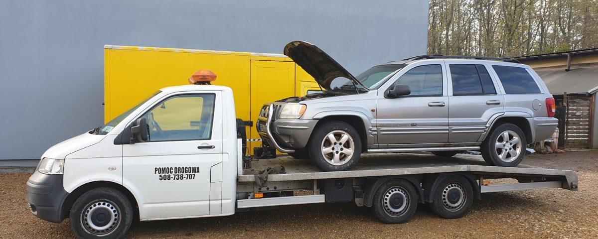 Jak szukać pomocy drogowej